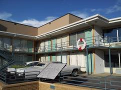 Site where MLK Jr. was killed. His room was 306.