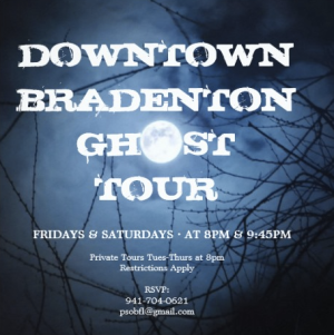 Ghost Tour Promo July 2015